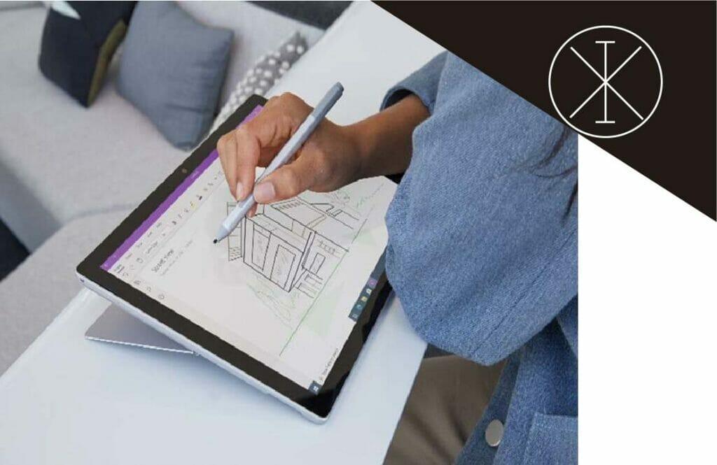 Surface Pro 7 1 1024x665 - Surface Pro 7+ para empresas: precio y características