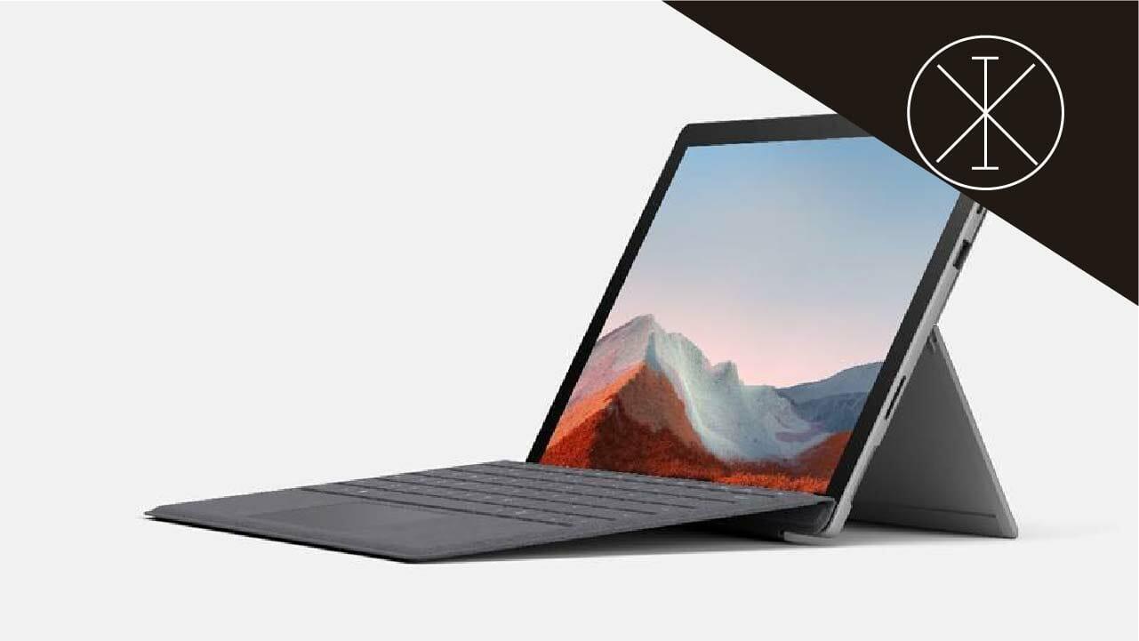 Surface Pro 7+ para empresas: precio y características